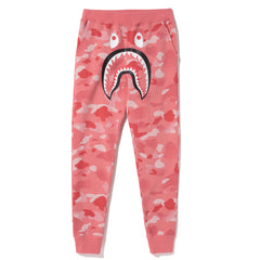 GRADATION CAMO SHARK SLIM SWEAT PANTS LADIES