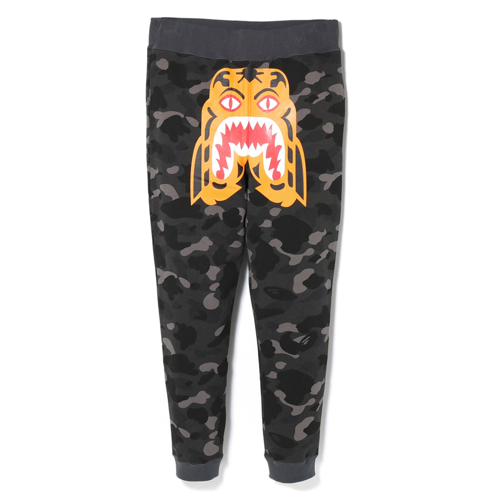 75283367fb78 COLOR CAMO TIGER SLIM SWEAT PANTS MENS