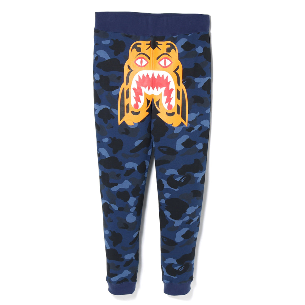 1e673f6556ca ... COLOR CAMO TIGER SLIM SWEAT PANTS MENS ...