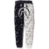 BAPE NBHD CAMO SHARK SLIM SWEAT PANTS MENS