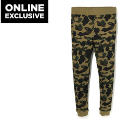 1ST CAMO SLIM SWEAT PANTS M BAPEC MENS