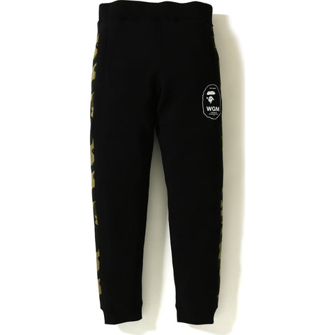 1ST CAMO LINE SLIM SWEAT PANTS MENS