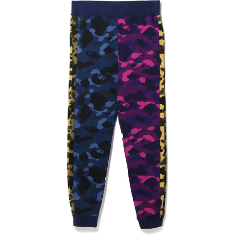 MIX CAMO CRAZY SLIM SWEAT PANTS MENS