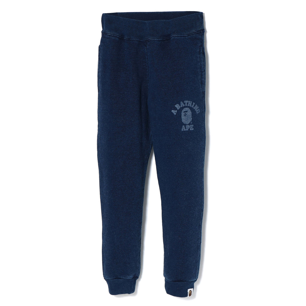 INDIGO COLLEGE SLIM SWEAT PANTS KIDS