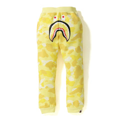 PASTEL COLOR CAMO SHARK S/S PANTS KIDS