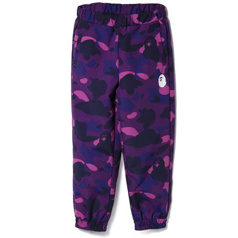 COLOR CAMO TRACK PANTS KIDS