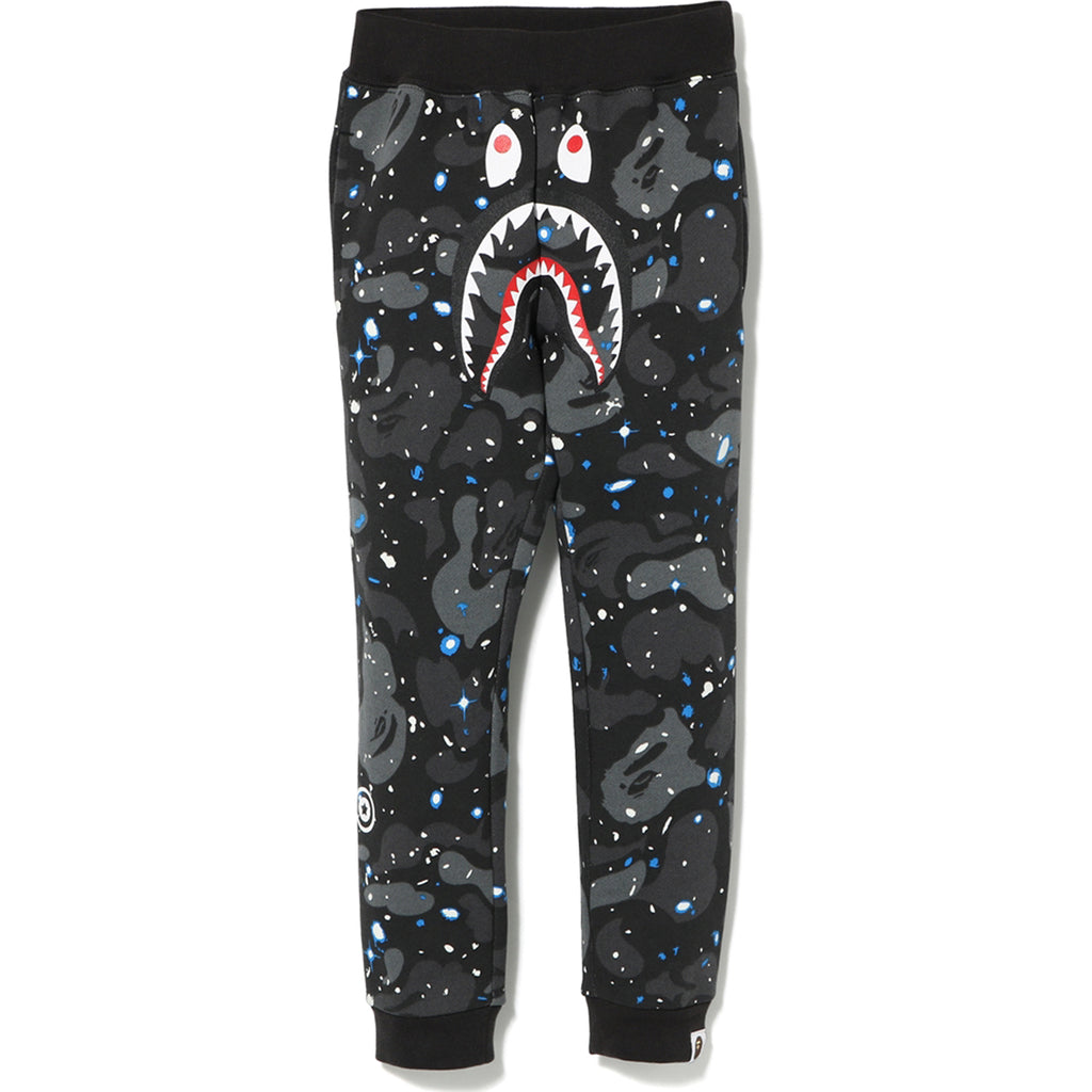SPACE CAMO SHARK S/S PANTS KIDS
