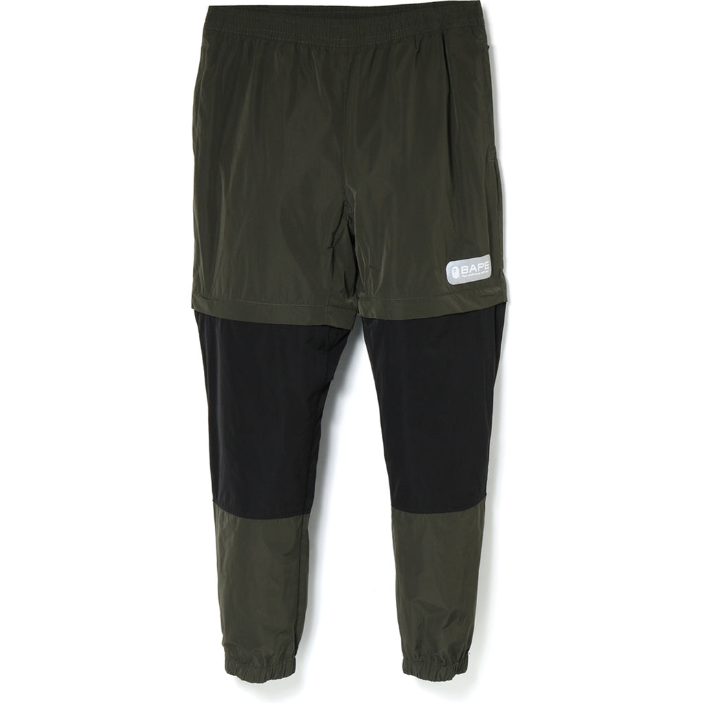 DETACHABLE LEGS PANTS MENS