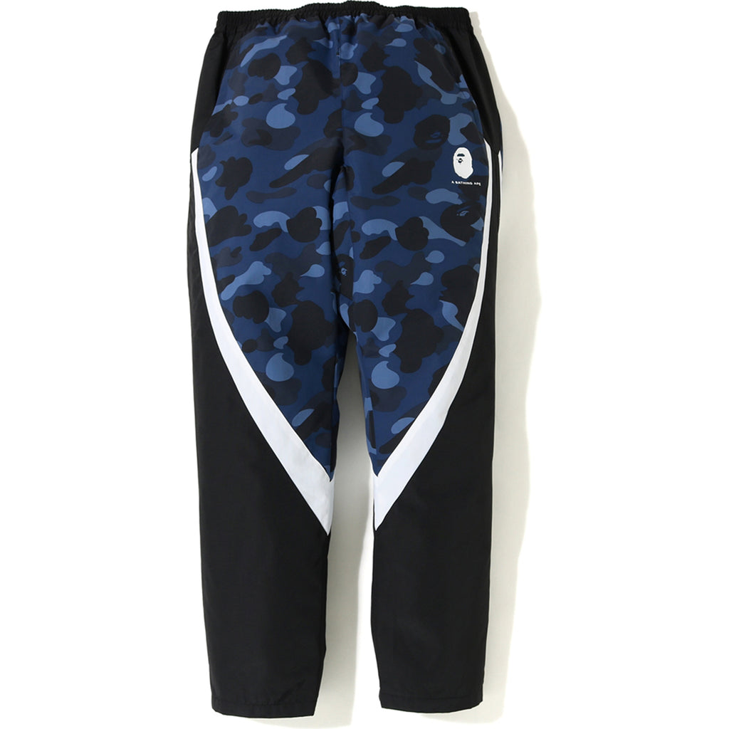 COLOR CAMO COLOR BLOCK PANTS MENS