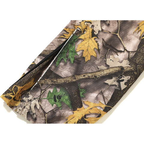BAPE FOREST CAMO TRACK PANTS MENS