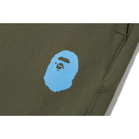 BAPE STRETCH PANTS MENS