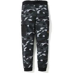GRADATION CAMO MILITARY SLIM SWEAT PANTS MENS