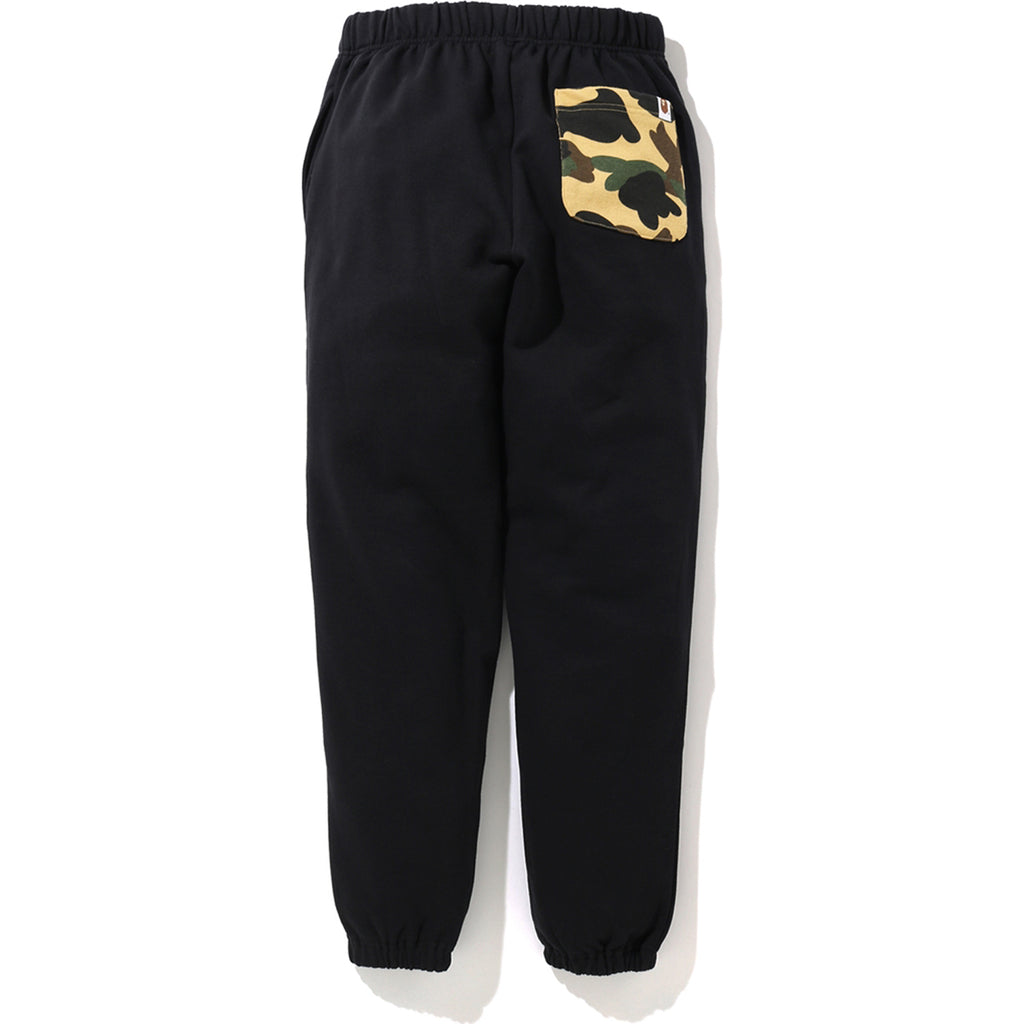 1ST CAMO POCKET SWEAT PANTS LADIES