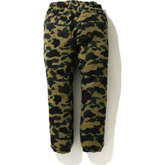 1ST CAMO STRETCH TRACK PANTS MENS
