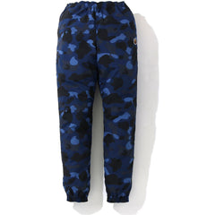 COLOR CAMO TRACK PANTS LADIES