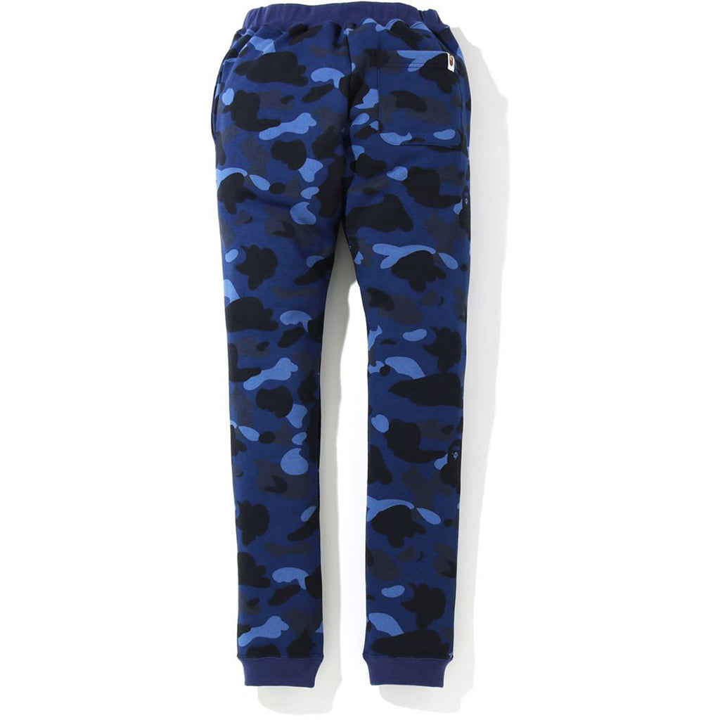 COLOR CAMO ONE POINT SLIM SWEAT PANTS JR KIDS