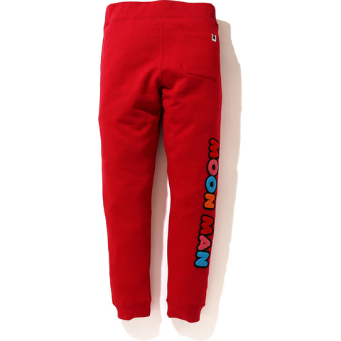 BAPE X KID CUDI SLIM SWEAT PANTS MENS