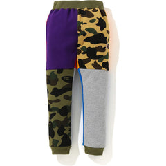 1ST CAMO CRAZY SLIM SWEAT PANTS KIDS
