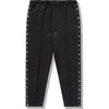 BAPE BLACK TRACK PANTS MENS