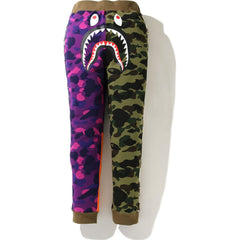 CRAZY CAMO SHARK SWEAT PANTS MENS