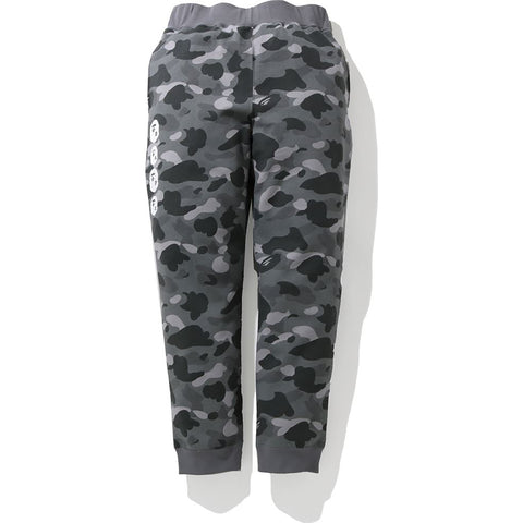 COLOR CAMO SWEAT PANTS MENS