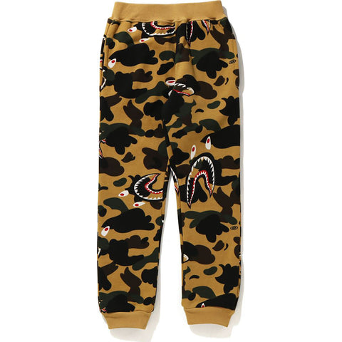 SHARK 1ST CAMO SWEAT PANTS KIDS