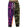 CRAZY CAMO SHARK SLIM SWEAT PANTS KIDS