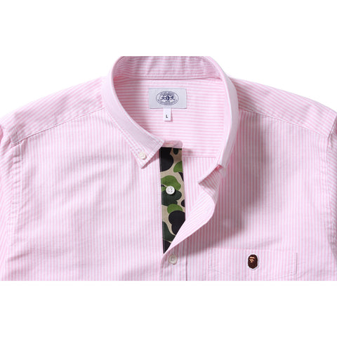 STRIPE OXFORD BD SHIRT