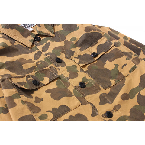1ST CAMO ARMY SHIRT