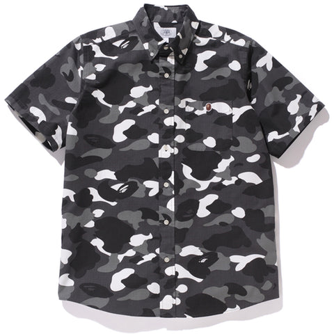 CITY CAMO S/S BD SHIRT