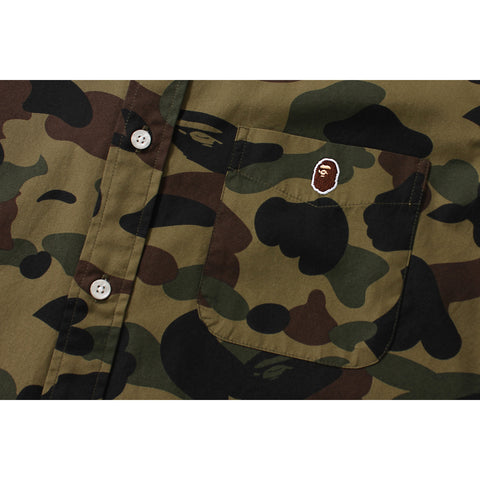 1ST CAMO CHECK BD SHIRT MENS