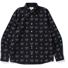 MONOGRAM BD SHIRT MENS
