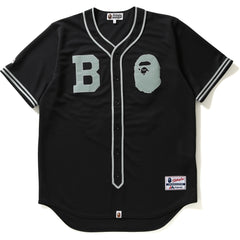 MAJESTIC BASEBALL SHIRT MENS