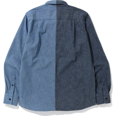 INDIGO BD SHIRT MENS