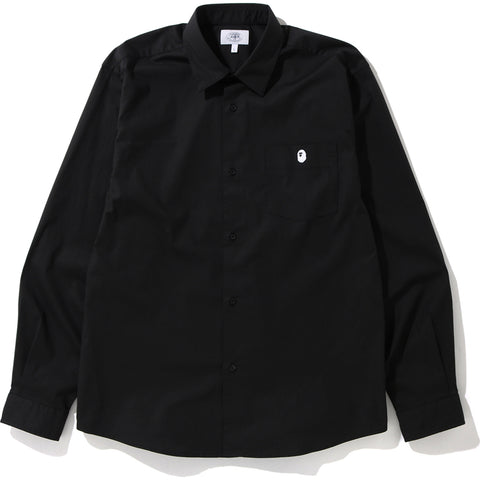 ONE POINT STRETCH SHIRT MENS