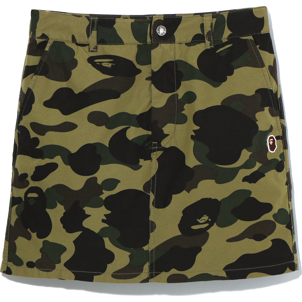 1ST CAMO SKIRT LADIES