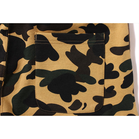 1ST CAMO SWEAT SHORTS