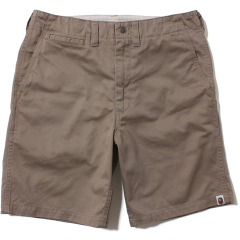 BY BATHING APE CHINO SHORTS