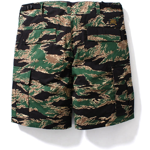TIGER CAMO 6POCKET SHORTS