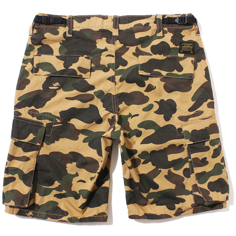 1ST CAMO 6POCKET SHORTS