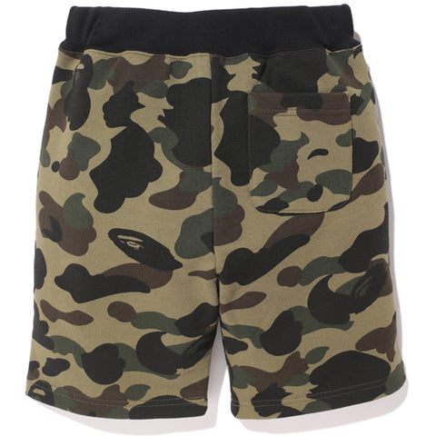 1ST CAMO SWEAT SHORTS K