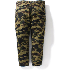 1ST CAMO CROPPED JOGGER PANTS MENS