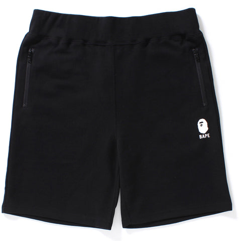 DOUBLE KNIT SWEAT SHORTS MENS