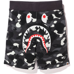 CITY CAMO SHARK SWEAT SHORTS MENS