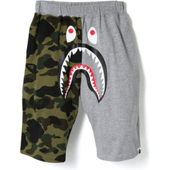 1ST CAMO SHARK SWEAT SHORTS JR KIDS