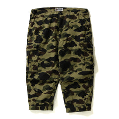 1ST CAMO CROPPED 6POCKET PANTS MENS