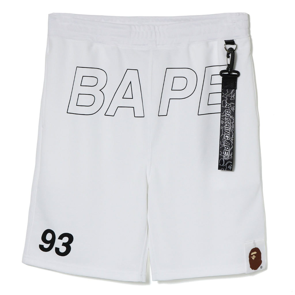 BAPE SWEAT SHORTS MENS