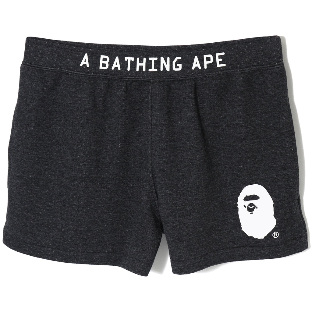APE HEAD RUNNING SHORTS LADIES