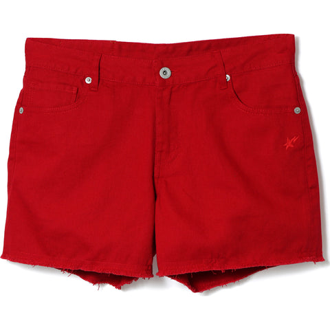 APE HEAD SHORTS LADIES