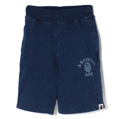 INDIGO COLLEGE SWEAT SHORTS KIDS